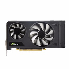 Onda NVIDIA GTX1050 2GB GDDR5 128bit Graphics Card With HDMI+DP+DVI and Two Cooling Fan Graphics card 2gb 128bit