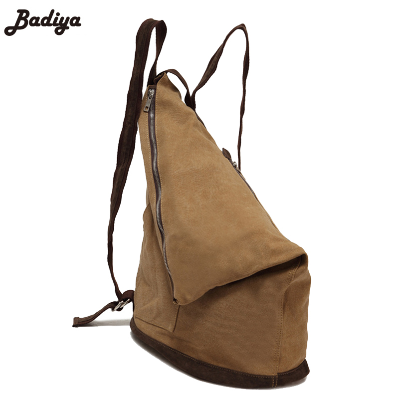 High Quality Famous Brand Solid Travel Shoulder Bag New Men&amp;Women Casual Canvas Backpacks Brief Design College  Students Bags <br><br>Aliexpress