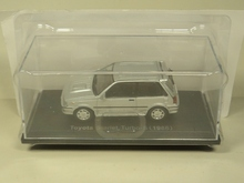 ixo 1:43 Toyota Starlet Turbo - S 1986 Diecast car model