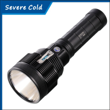 Nitecore TM36 Searching Flashlight Luminous SBT-70 LED 1800 Lumens 1100M Distance OLED Display Search Light