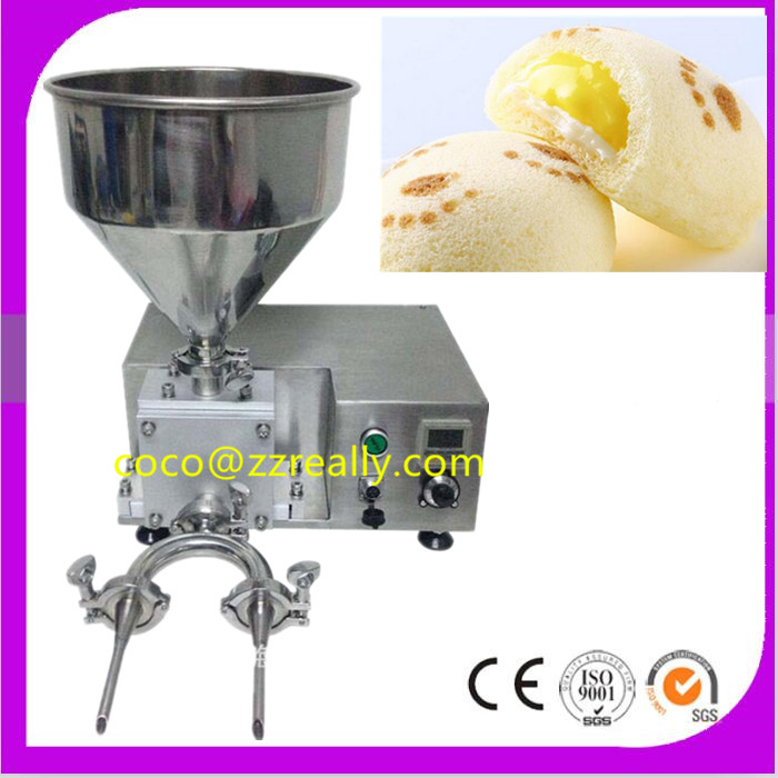 Professional supplier cup cake filling machine with high quality(China (Mainland))
