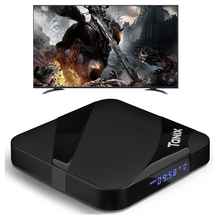 Buy Tanix TX3 Max Smart TV Box Android 7.1 Set-top Box HDMI 2.0 H.265 4K Media Player Amlogic S905W 2GB 16GB Bluetooth PK X96 Mini for $43.15 in AliExpress store