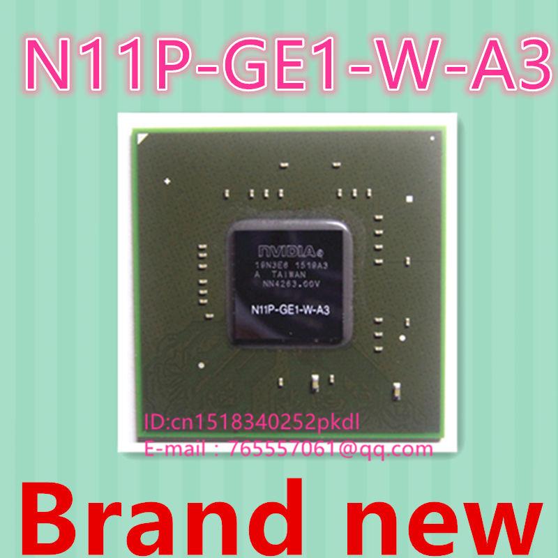 100% New Year N11P-GE1-W-A3 BGA Chipset<br><br>Aliexpress