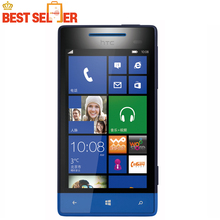 8S Original Unlocked HTC 8S A620e Windows Mobile Cell Phone 3G GPS WIFI 4.0''TouchScreen 5MP Camera Smartphones Free Shipping(China)