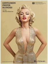 NEW hot 40cm Sexy Marilyn Monroe collectors action figure toys Christmas gift doll(China)