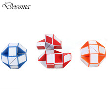 "Children""s Toys Puzzle Cube Magic ruler ABS Plastic 25cm X 1.5X 0.9cm 25g above 2 yr BABY KDIS TOYS Conjoint Cube Education Toys"