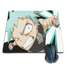 Babaite Gaming Mousepad Computer Laptop Mice Mat angry black star in soul eater Best Durbale Anti-Slip Laptop PC Mice Pad Mat