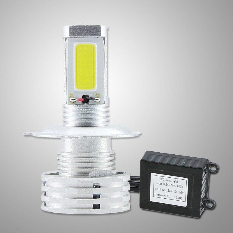 2x 1000W 10000LM  LED Car Headlight  H4 9003 High Low Beam Head Fog Light For Ford  BMW Mercedes-benz Nissan Toyota Car Styling<br><br>Aliexpress