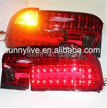 For PROTON Wira LED Tail lamp 1992 Year red model