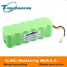 High Quality 14.4V 3000mAh Ni-MH Rechargeable Battery For Samsung NAVIBOT VCR8875 14.4 Volt Free Shipping