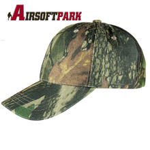 Hunting Camo Hat Cotton Army Navy Men Hat Hiking Hat Tactical Combat Concealment Sunshade Cap
