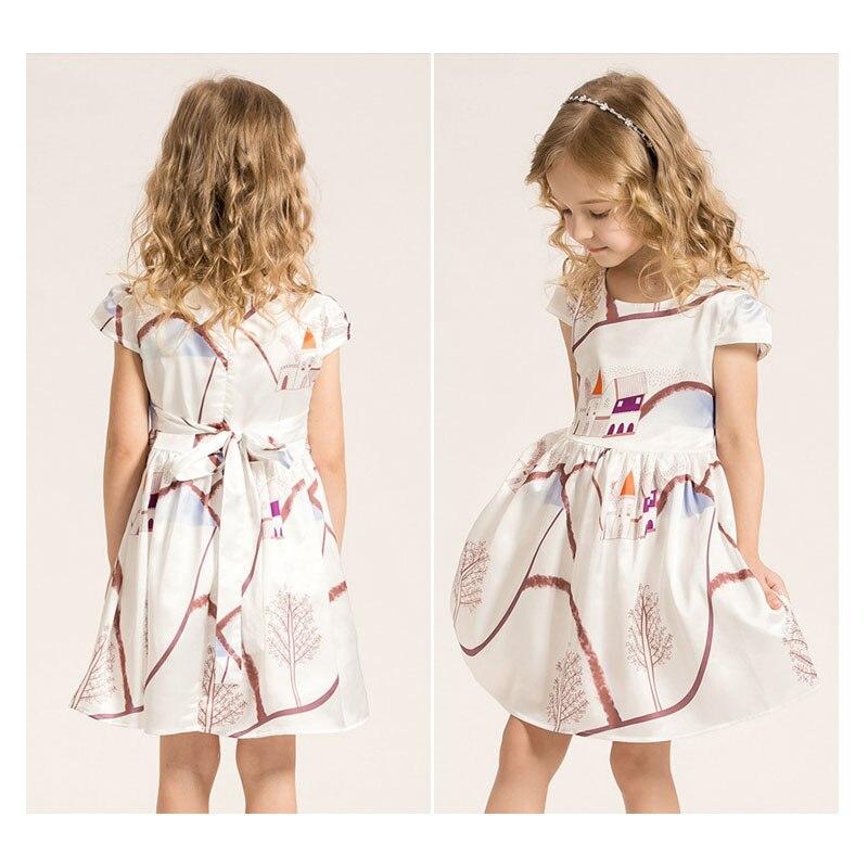 Fashion Princess Dresses Fashion Girl Party Dress Lolita Clothing Girls Cosplay Kids Cloth Wedding Dress Children Birthday GIFT<br><br>Aliexpress