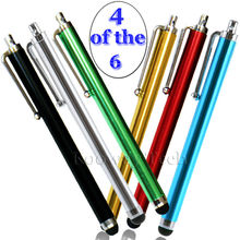 4PCS Capacitive Stylus / Styli Pen Touch Screen Tablet Pen for Lenovo TAB3 10 YOGA Tab 3 X50 X90F A10-70 YOGA Tablet 2 1050(China)