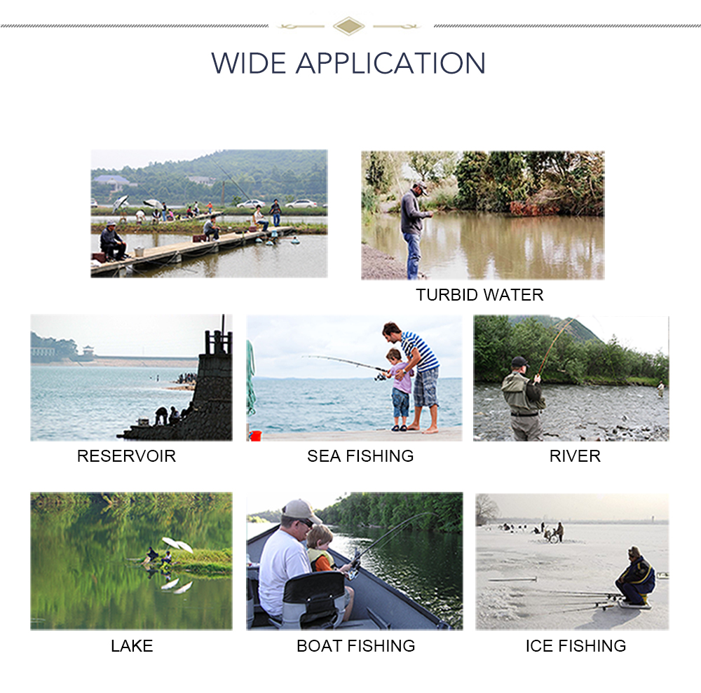 Findfish Wireless Portable Sonar Fish finder (8)