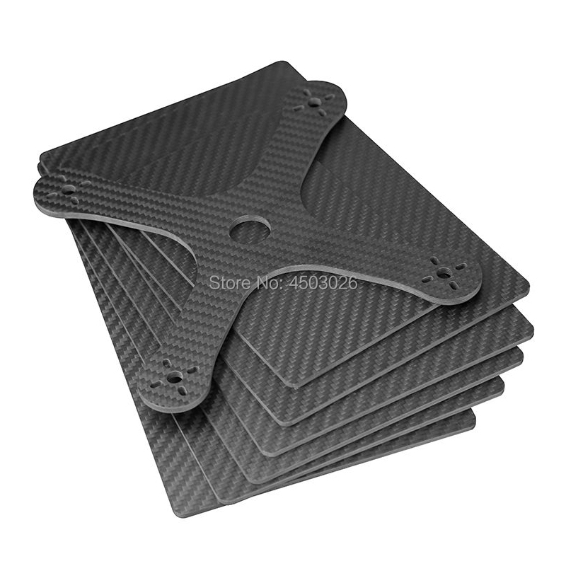 matte twill carbon plate
