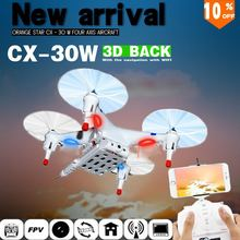 Cheerson CX 30w CX 30s 4CH 2.4GHz 4-Axis Gyro FPV RC Quadcopter Helicopter Camera for iPhone Android Wifi Real Time Video Drones