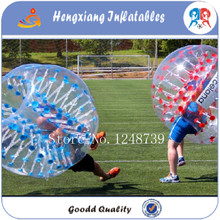 1.2m bumper ball ,good price human inflatable bumper ball, bubble soccer, bubble football for sale