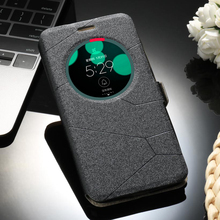 Sands Grain PU Leather Mobile Phone Cases for ASUS Zenfone MAX Z010D ZC550KL Z010DA 5.5 inch Cover Smart Sleep Function Bag