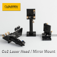 CO2 Laser Head Set / Mirror and Focus Lens Integrative Mount Houlder for Laser Engraving Cutting Machine