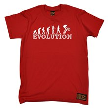 Evolution BMX Freestyle MENS RLTW T-SHIRT Tee Cyclinger Cycle Bicycle Birthday Men 2017 Brand Clothing Tees Casual T Shirt(China)