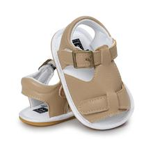 Hot Selling New Trendy 2017 Summer Baby Boys Shoes Casual Shoes Sneaker Anti-slip Soft Sole Toddler Chlidren 4 Colors Shoes(China)
