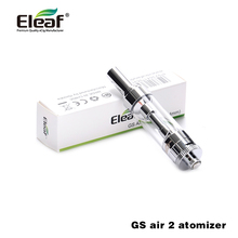 100% Original Eleaf GS AIR 2 Atomizer 2ml In Stock Fit For Eleaf istick Basic Kit High Quality E Cigarette Atomizer