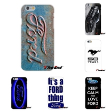 For Samsung Galaxy A3 A5 A7 J1 J2 J3 J5 J7 2015 2016 2017 Ford Mustang Boss Funny Logo Soft  Case Silicone