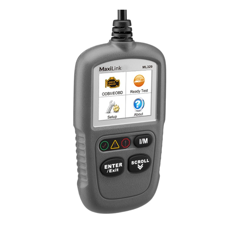 Car Engine Fault Code Reader Diagnostic Scan Tool Autel Maxilink Ml329 Upgraded Version Of Al319