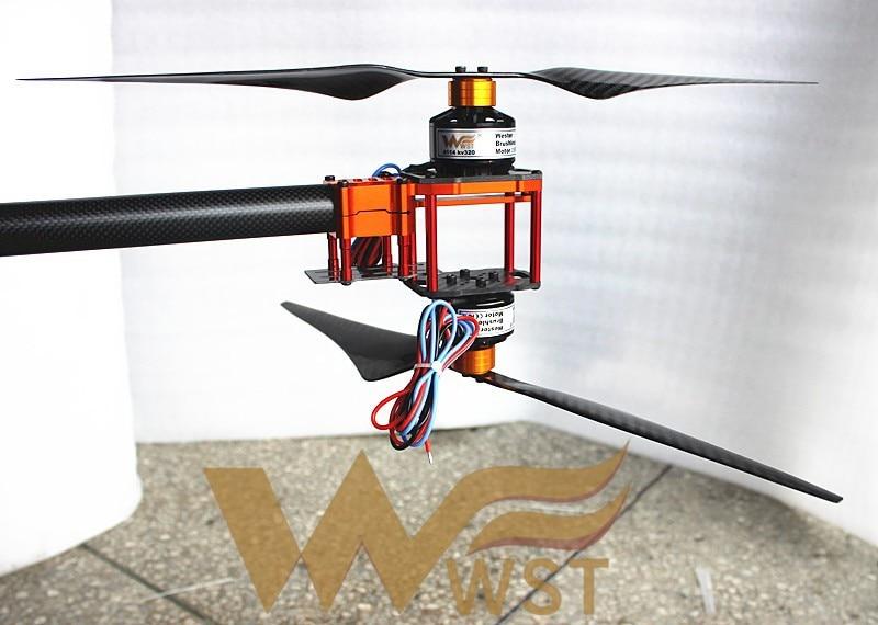WST DIY BIG 25mm tube Upgrade Dual motor mount for DIY drones BIG multirotor unit Suit 411X series DYS 8108 series MT<br><br>Aliexpress