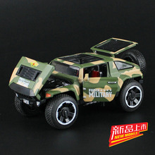 2016 New Military die-cast tank / armoured vehicles children's toy car model with sound & light 1:32 for hummer HX War Wagon