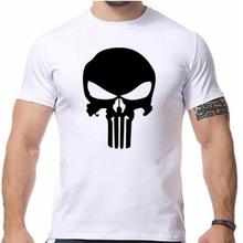 Buy 2017 Compression T-Shirt 3D Punisher Skull MMA Workout Crossfit T Shirt Fitness Tights Casual Shirts Brand Clothing Tee Shirt for $6.21 in AliExpress store
