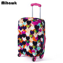 Elastic Luggage Protective Cover For 18 to 30 inch Trolley suitcase Dust Bags Case Travel Accessories Supplies Gear Item Product(China)