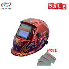 Grinding Function Cheap Helmets Electronic Custom Auto Darkening Welding Helmet TRQ-HD06 with 2233FF