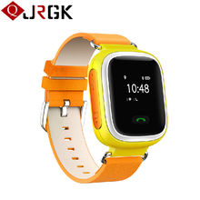 Smart Phone Watch Children Kid Wristwatch Touch screen GSM GPRS GPS Locator Tracker Anti-Lost Smartwatch Child Guard for Android(China)