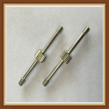 Free Shipping 2pcs per/lot pro extender Replacement Accessory Metal Bars 2pcs For Joining metal screws for all proextenders(China)