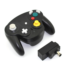 SOROPIN 2.4GHz Wireless Gamepad Controller For NGC Game System Unique 10M Wifi Gaming Controllers Joystick For Nintendo Games(China)