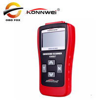 KONNWEI KW807 Car Computer Vehicle Diagnostics Tool GS500 Models G0133 Auto Code reader Scanner DHL free shipping