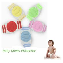 Kids' Safety Crawling Elbow Cushion Infants Toddlers Baby's Knee Pads Protector