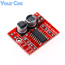 5 pc 2 DC Motor Drive Module Reversing PWM Speed Dual H Bridge Stepper Motor Mini victory L298N