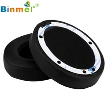 2x Replacement Wireless Monster Beats Ear Pad leather headset Cushion for Beats by dr dre Studio 2.0 Headphone_KXL0313