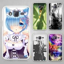 Japanese anime Tinkerbell Tinker Bell Hard White Case Cover for Samsung Galaxy J1 J2 J3 J5 J7 C5 C7 C9 2016