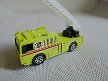 TT03-- Matchbox 1:64 Fire Engine Metal Toy Car Buy 4 Get 1 For Free