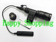 IFM CAM Flashlight Hunting Spotlight Waterproof Gun Lanterna Flashtorch Weapon Light Constant / Strobe / Momentary Output