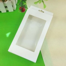 18x10x2cm New Hot Necklace Box Iphone 6 Plus box 1lot =20 pcs High Quality Mult Fuction Logo Cost Extra MOQ : 1000 PCS(China)
