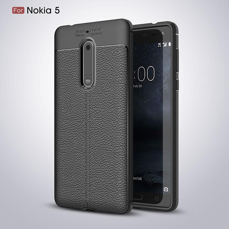 litchi silicone case nokia 5 (20)