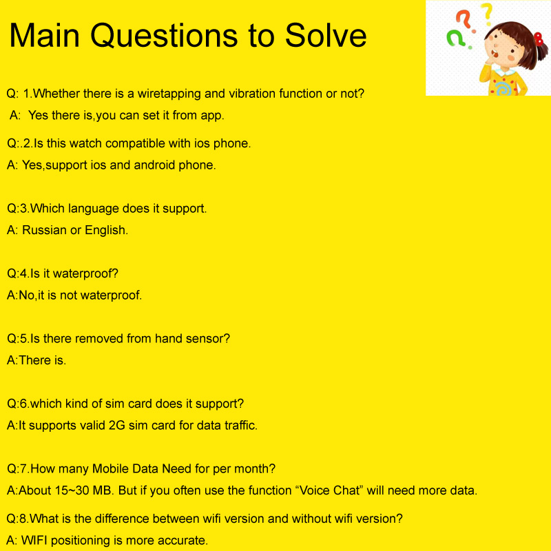 Questions to solve