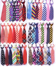 Factory Direct 30pcs Large Dog Neckties Mix colors Large ties for pet adjustable  neck  Ties for Big Dogs Dog Grooming Products