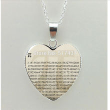 2017 New Quote Heart Necklace Quote Pendant Just Read Book Jewelry Silver Heart Shaped Necklaces(China)