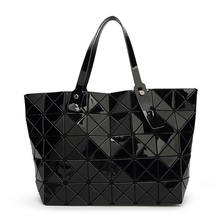 Hot Sale Bao Bao Lattice Ladies BAOBAO Bag Geometric Diamond Fashion Handbag Luxury Shoulder Bag Top Design Shopping Bag(China)