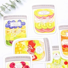 30pcs food candy jar style memory postcard invitation Greeting Cards gift Christmas postcard & invitation